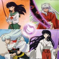 Inuyasha final act Art CDs by LuciaRyuu1994