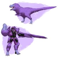 Transformers - Accurate Megatron by synth-brave
