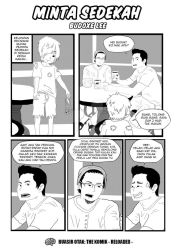 Minta Sedekah by budoxesquire