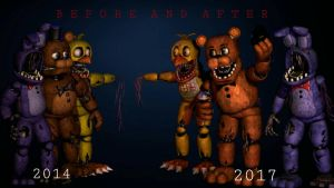 Before and After by Delirious411