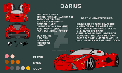 Darius reference by LucyRotelli