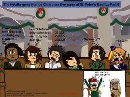 Hetalia Christmas Quickie 6 by VicodinFlavoredMints
