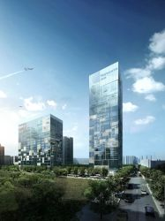 Skyworth Head Quarter - 1 by Wittermark