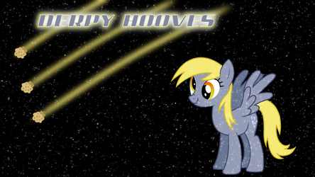 Derpy wallpaper by MusicPulsePony