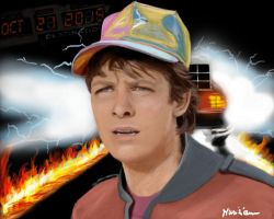Back to the Future Anniversary 10-21-2015 by Musiriam