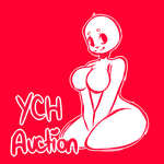 48HR Soft NSFW Ych Auction (CLOSED) by NonaNoodle