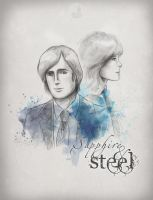 Sapphire and Steel by Keila-the-fawncat