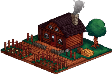 Stardew Valley Farm by Thedaronobsessor