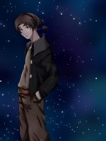 Treasure Planet: Jim by BlackBerryJelly