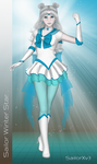 SailorXv3.14 - Sailor Winter Star by SailorXv3