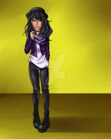 Blake Belladona by AngryArtist113