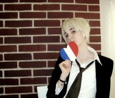 APH: French love by yiangillium