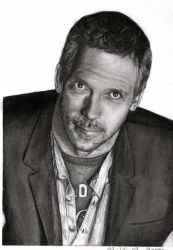 Hugh Laurie by evenstar13