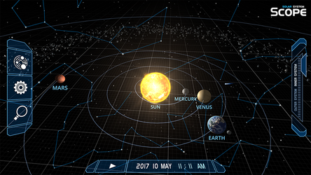 Solar System Scope 3 - Base View by adr-ian