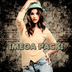 MEGA PACK by DanielaWarrior