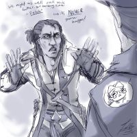 Connor Sassway by SplitSoulSister