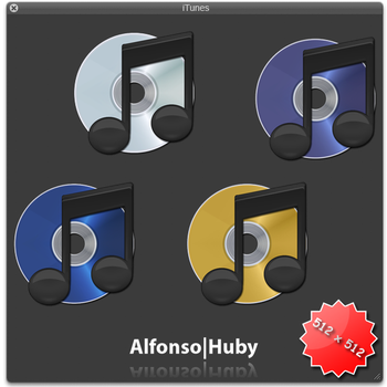 iTunes by alfonsohuby