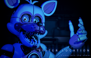 SL Fanmade Funtime Foxy Teaser by Dav-oo
