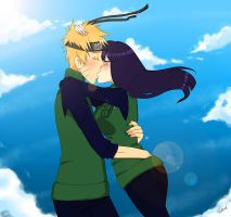 Happy End :NaruHina by Ego-chan