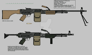 The Guns of Araea: DRM-40 by Kazanlak10