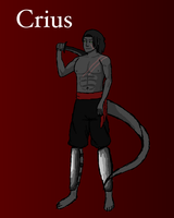 Crius by AquaticJM