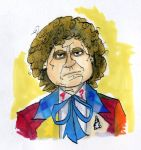 The Sixth Doctor by L-F-S