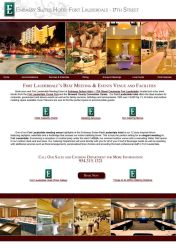 Embassy Suites Catering Page by firefallvaruna