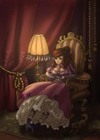 Francesca by meteoric-iron