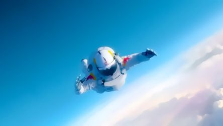 Red Bull Stratos by iBidule