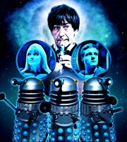 The Power Of The Daleks by Cotterill23