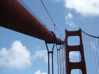 Arm of the Golden Gate by Maxojir