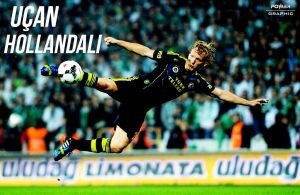 UCAN HOLLANDALI DIRK KUYT by Power-Graphic