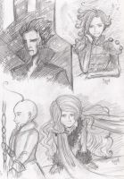 Guardians skethes by Marnat5