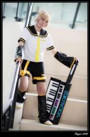 vocaloid len by xNickie
