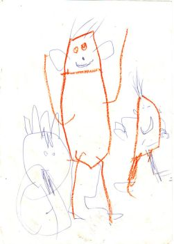 Child drawing01 by elpajo