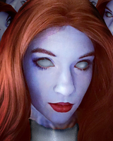 Mystique Mask by TheMaskedMoron