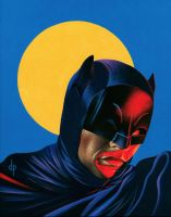 Batman 66 by DwaynePinkney