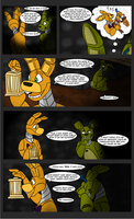 Spring-trapped #71 - The Lowest Form of Comedy by RuneVix
