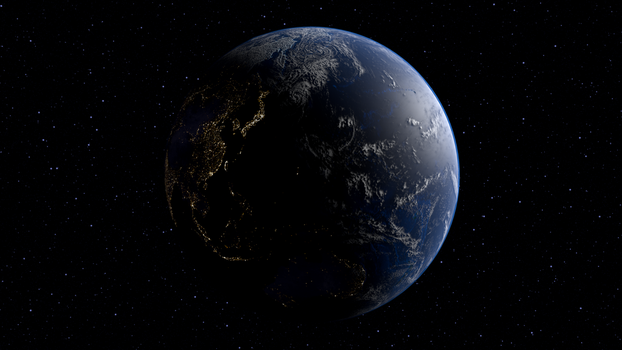 A Planet Named Earth by ResenZhu