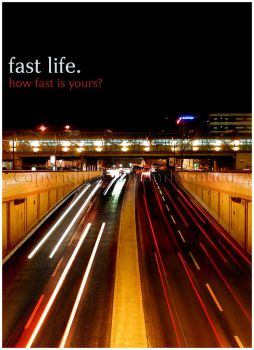 Fast life by DuendeGotico