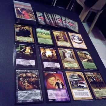 Shadowfist Cards 2014 by castortroy3497