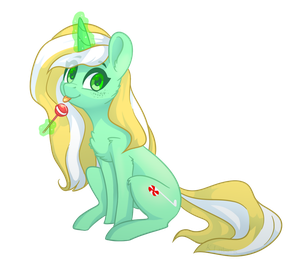 Melody Mint by Kate-Littlewing