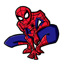 Spider-Man by botconboy