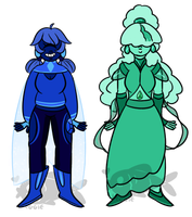 sapphire adopts (CLOSED) by Veggeh