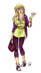 Hipster Female by Luthie13