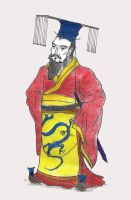 Qin Shi Huangdi by TheJackmeister