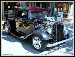 Ford Eye Candy by StallionDesigns