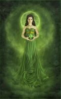 Absinthe Fairy by inSOLense