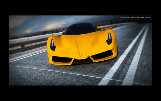 Yellow F70 by wizzoo7