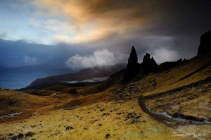 The Old Man of Storr by emmanueldautriche